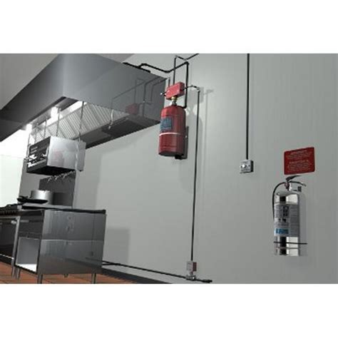 Kitchen Gas Suppression System by Kitchen Suppression System At Rs 55000 Basai
