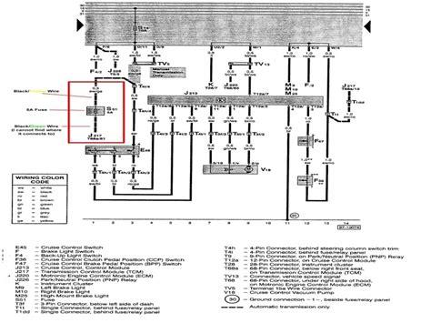 vw jetta fuse diagram wiring forums