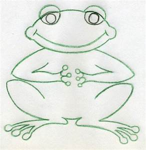 Drawing Frogs Easy images