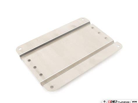 gmg motorsports 0002svw7 no holes license plate bracket kit