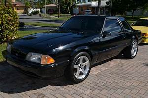 1993 Ford Mustang LX Fox Body Coupe 01 COBRA SWAP SUPERCHARGED ENGINE+++!!! - Classic Ford ...