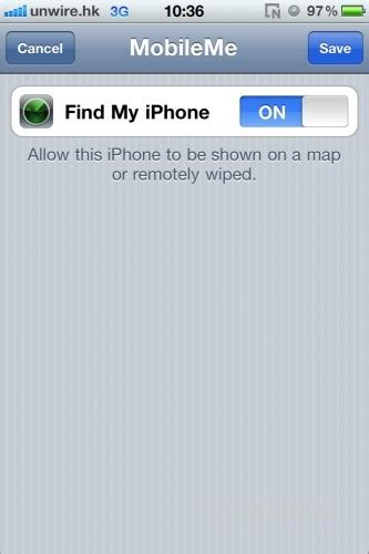 where is find my iphone on mac iphone find my iphone 教學 unwire hk 2317