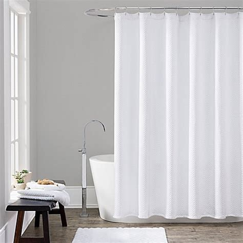 bed bath beyond shower curtain lamont home chevron shower curtain bed bath beyond
