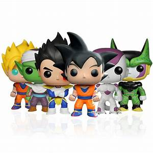 Dragonball Z Funko Pop! Vinyls - GeekCore co uk