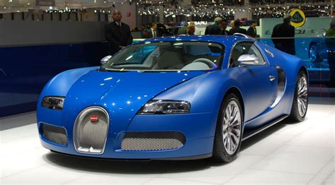 Bugatti Veyron Blue by New Car Photo Bugatti Veyron Blue