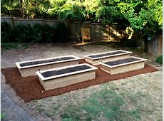 Raised Garden Beds — Portland Edible Gardens Raised