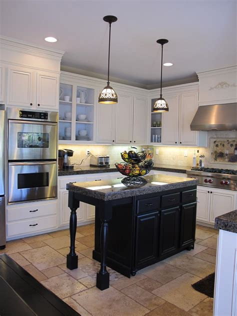 black white and kitchen ideas painted kitchen cabinet ideas hgtv