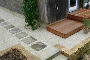 terrasse gravier stabilise With terrasse en gravier stabilise