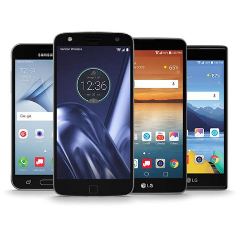 verizon smartphones for cell phones smartphones the largest 4g lte network