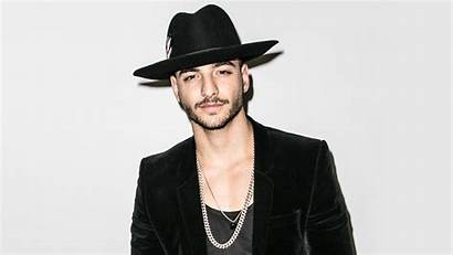 Maluma Hat Wearing Cool Billboard Latin Wallpapers