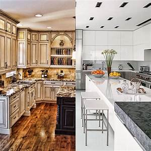 50, Antique, White, Kitchen, Cabinets, You, U0026, 39, Ll, Love, In, 2020