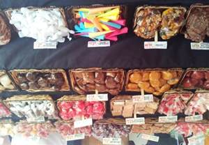 dulces tipicos the traditional candies of
