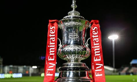 FA Cup draw LIVE: Premier League clubs join third round ...