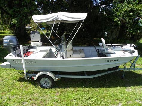 Used Boats Lakeland Fl by 2013 Seaark 1660mvt Cc 16 Foot 2013 Motor Boat In