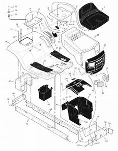 Murray 42590x92a Parts List And Diagram