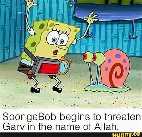 Offensive Spongebob Memes - allahuakbar ifunny
