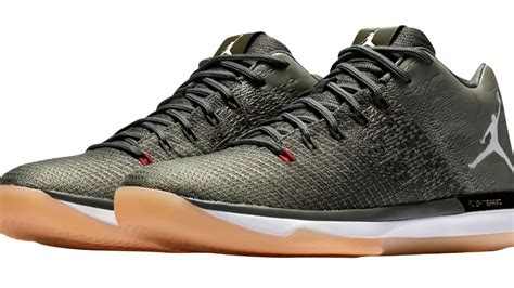 The Air Jordan Xxxi Low Camo Is Available Now Weartesters