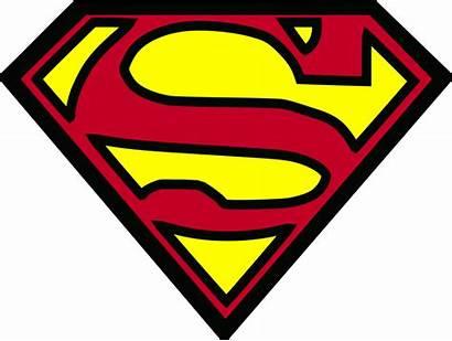 Superman Clip Clipart Template Blank Superhero Logos