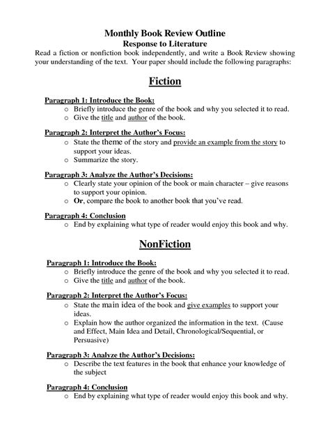Novel Outline Templates by Best Photos Of Write A Book Outline Template Writing A