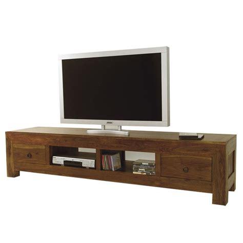 meuble tv en palissandre massif am 233 nagement zen pour le