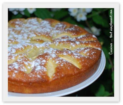 cuisiner le mascarpone gateau moelleu mascarpone pomme cuisiner
