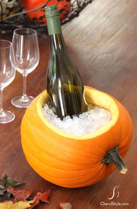 pumpkin ice bucket everyday dishes