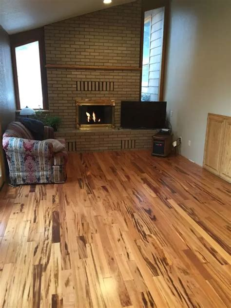 Featured Floor Bellawood Matte Brazilian Koa