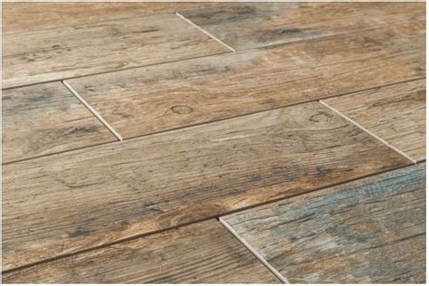 the look of wood durability of tile the builder depot