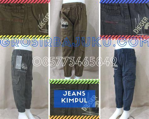 Grosir Baju Branded Celana grosir celana kimpul anak laki laki murah branded