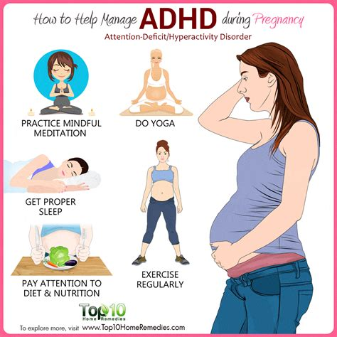 How To Help Manage Adhd During Pregnancy  Top 10 Home