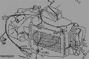 Wiring Harness  Atc  - Tractor John Deere 9400 - Tractor