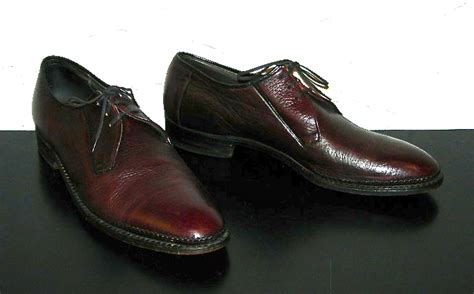 banister shoes nvision cincinnati handmade vintage clothing