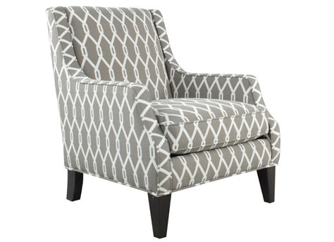 Armless Accent Chair For An Exceptionally
