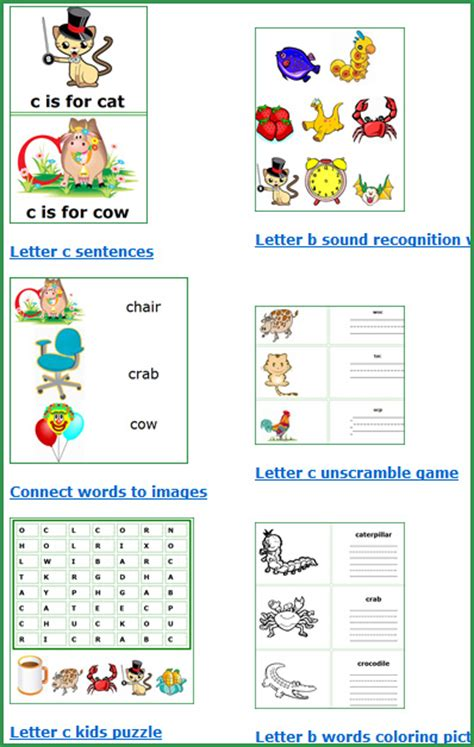 printable kindergarten worksheets 6 coloring