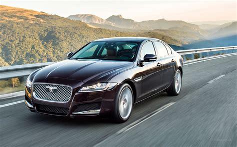 Jaguar Xf Review (2015-on