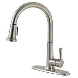 canadian tire kitchen faucet canadian tire peerless pull kitchen faucet brushed nickel customer reviews product