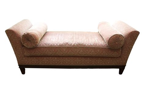 Settees And Benches by Backless Upholstered Settee Bench Chairish