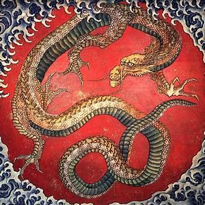 The Art of Katsushika Hokusai Part III | Ledia Runnels ...