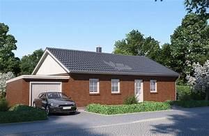 Bungalow 200 Qm : bungalow buche 100 baufuchs massivhaus ~ Markanthonyermac.com Haus und Dekorationen