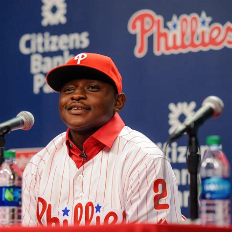 Phillies Top Pick Randolph Gets First Taste Of Citizens
