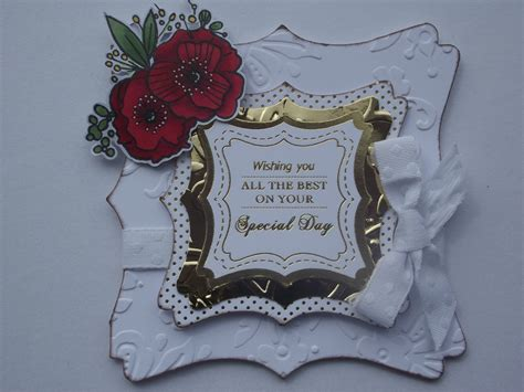 paper dreams pictures  hunkydory card samples