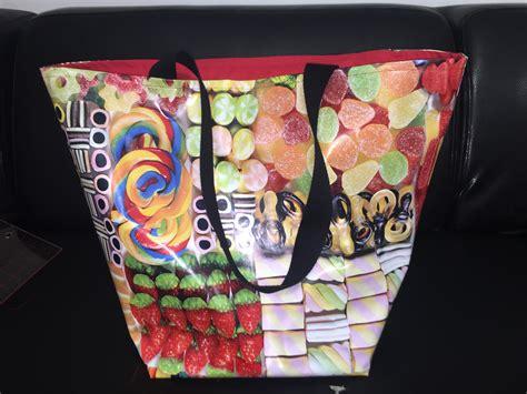 sac cabas toile cir 233 e pop couture