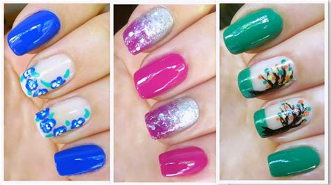 popular nail designs top 12 simple nail designs for nails