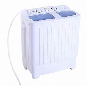 But Machine A Laver : mini machine laver 4 5kg essoreuse lave linge double ~ Melissatoandfro.com Idées de Décoration
