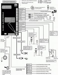 Carvox Alarm Wiring Diagram