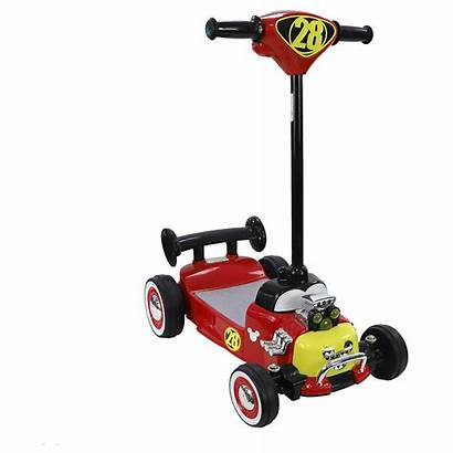Scooter Mickey Electric Mouse 6v Bigw