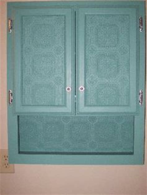 Cabinet Doors Paintable by 1000 Images About Wallpaper Cabinets And Walls Furn On