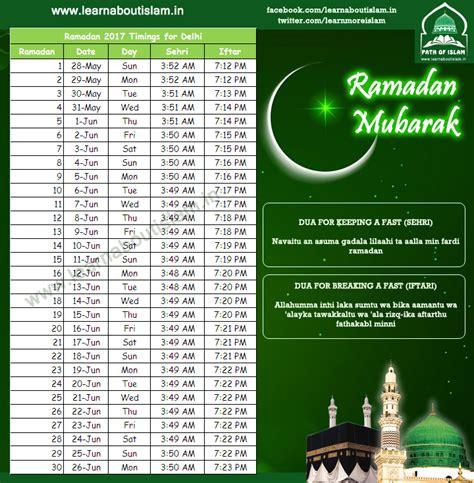 ramadan timings    delhi sehri iftar timings
