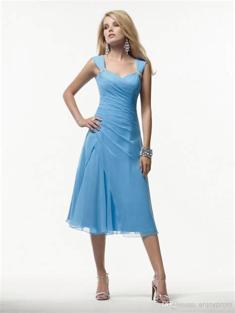 sky blue bridesmaid dresses images  pinterest