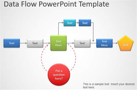 Proces Flow Diagram In Powerpoint by The Best Flowchart Templates For Microsoft Office